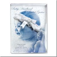 Babys Headband to Bridal Garter